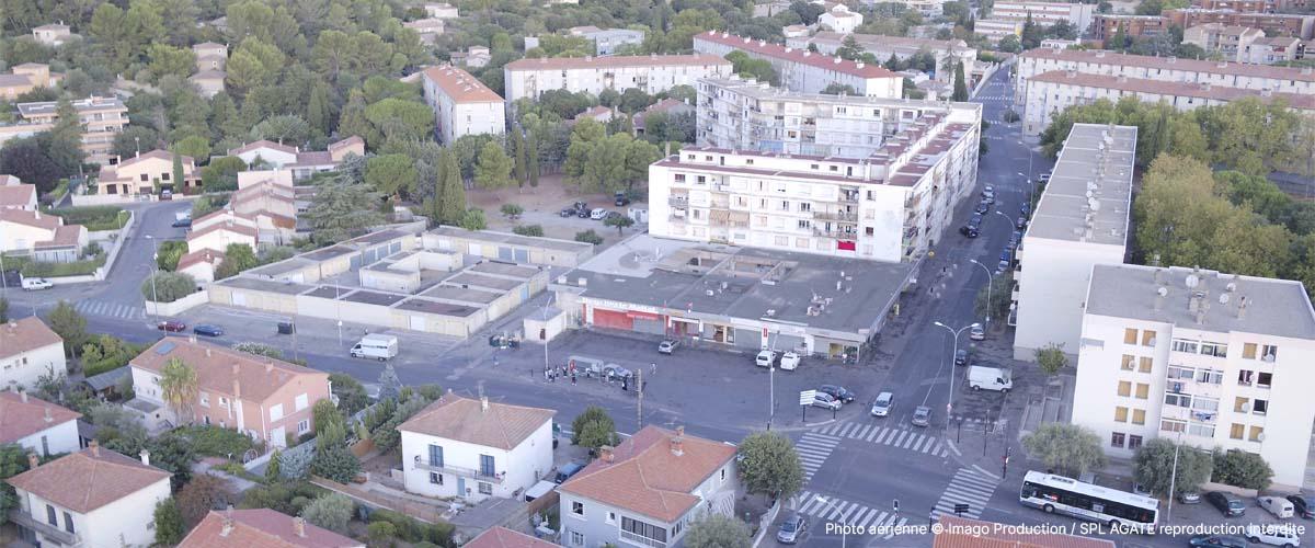 Concession Mas de Mingue / Place des Grillons