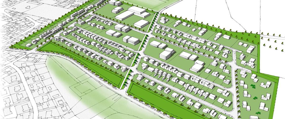 derniers terrains à bâtir au sein de la ZAC Carrière des Amoureux à Garons