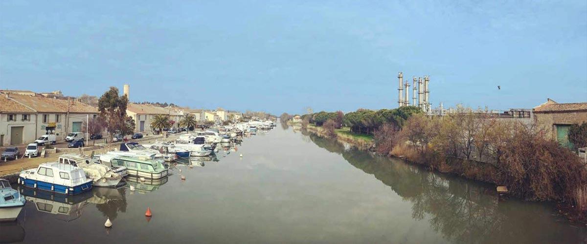 Développement du Port