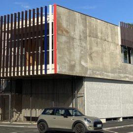nouvelle mairie de rodilhan