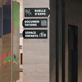 Le nouveau bureau d'accueil de l'Office de Tourisme de Nîmes a ouvert ses portes.